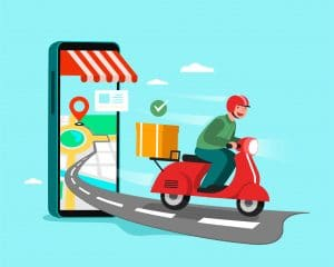 delivery online