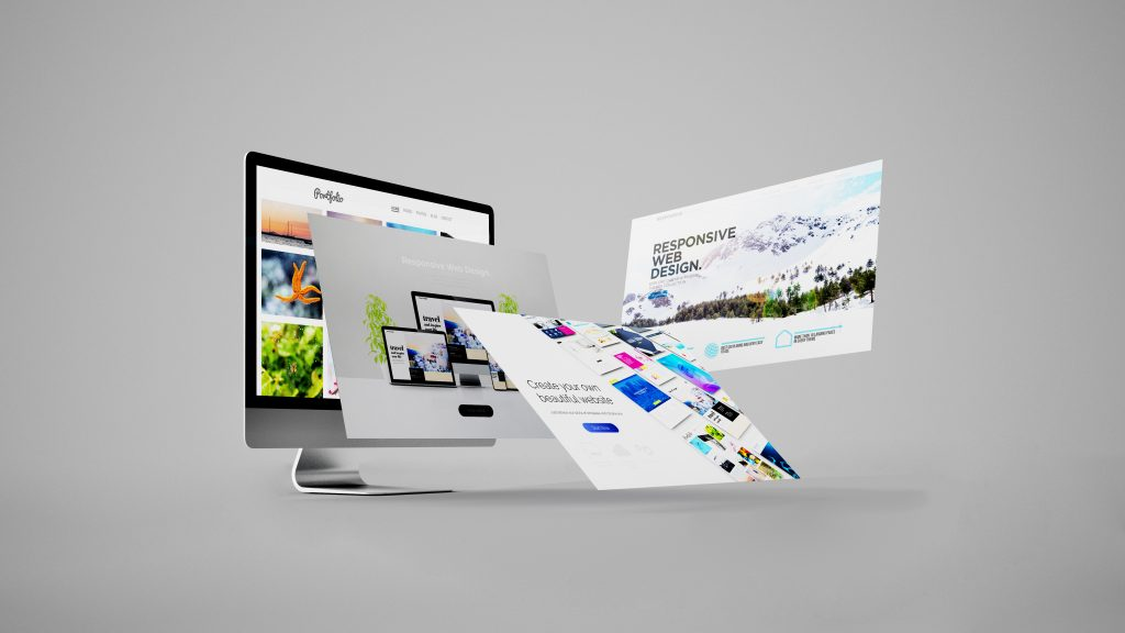 home page - landing page