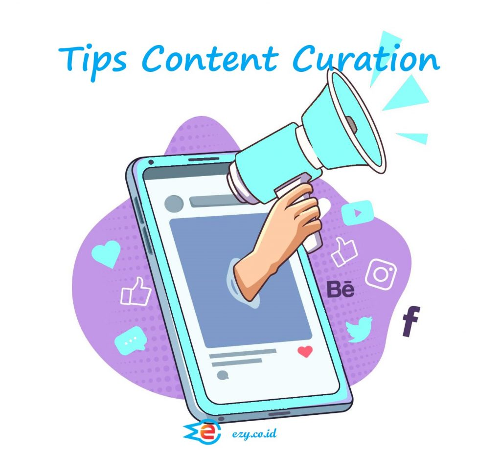 tips content curation